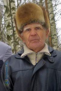 Фото мастера спорта СССР - Галиев Николай, тренер по лыжным гонкам из Ярославля