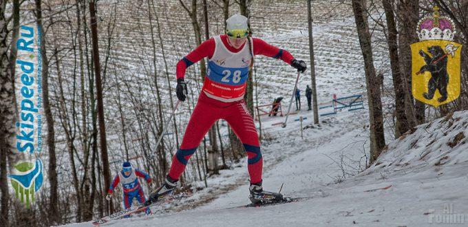 Фото - Козлова Татьяна. Лыжные гонки в Подолино, Ярославль