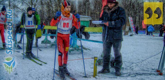 Фото - Детская новогодняя лыжная гонка 2017 в Нерехте
