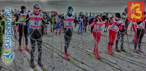 Фото - Лыжные гонки в м. Марфино, Вичугский р-н, Ивановская область