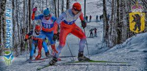Фото - Евгений Цепков. Рождественская гонка 2016