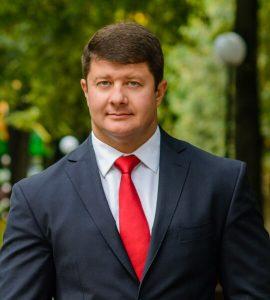 Фото - Слепцов Владимир Витальевич, исполняющий полномочия мэра города Ярославля