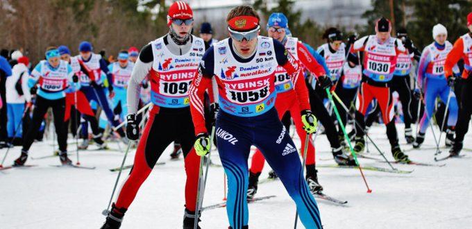 Фото спортсмена - Дёминский лыжный марафон