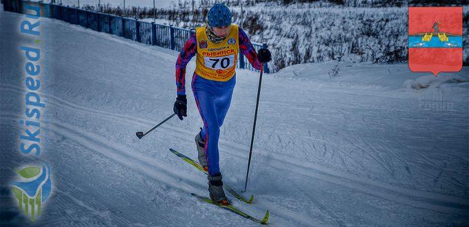 Фото - Лыжная гонка в Дёмино, Рыбинск