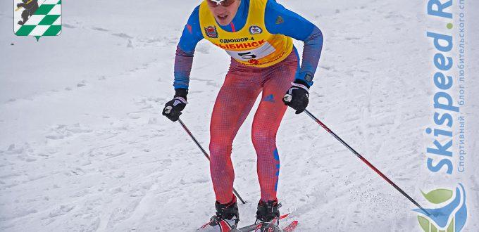 Фото - Лыжник Андрей Кузнецов из Данилова