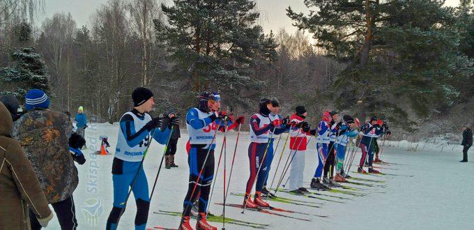 Фото - Рождественская лыжня 2017 в Переславле-Залесском