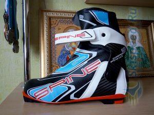 Фото лыжных ботинок - Spine Carrera Carbon PRO