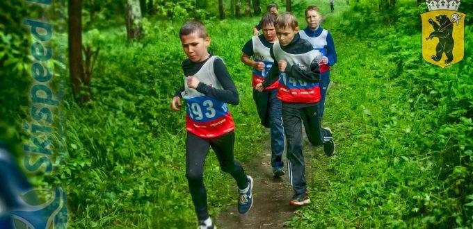 Фото юных спортсменов - Весенний кросс 2017 среди СДЮСШОР 3 в Брагино, Ярославль