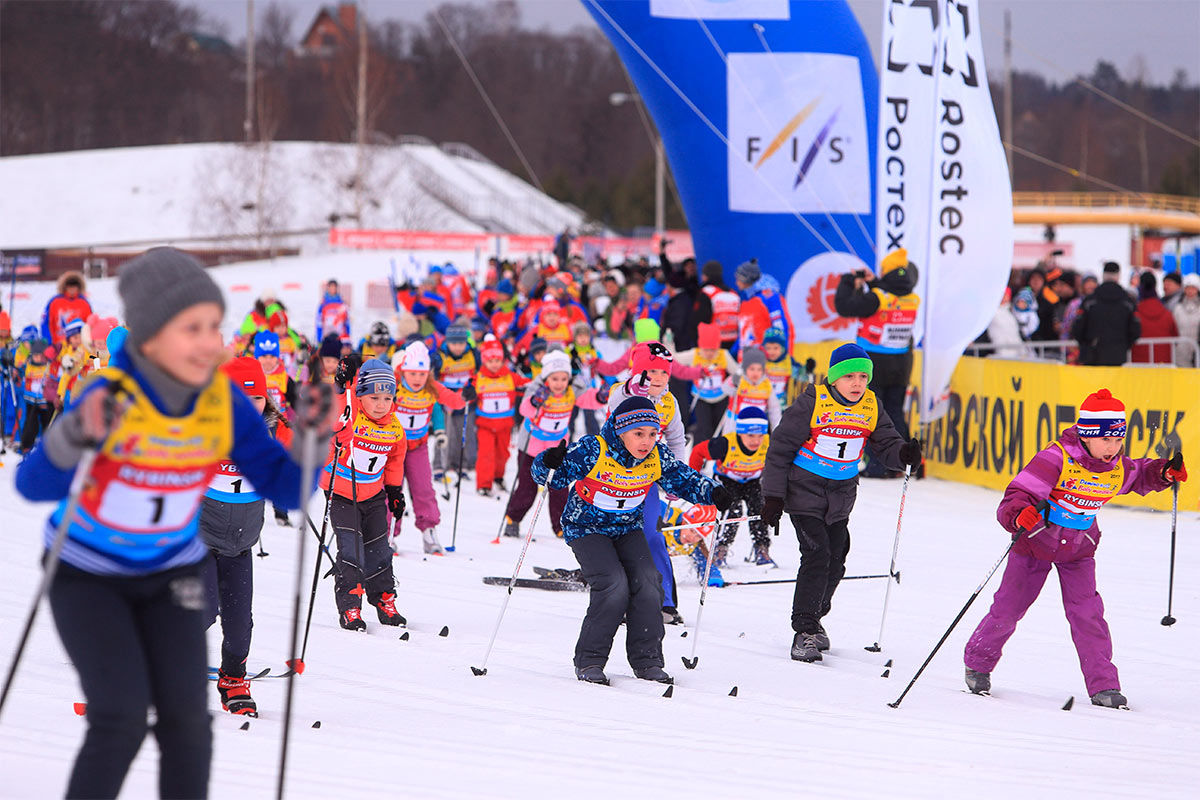 Фото - Деминский лыжный Бэби марафон 2017