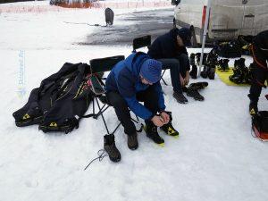 Фото - Тестирование беговых лыж Фишер на Деминском лыжном марафоне 2017, Рыбинск