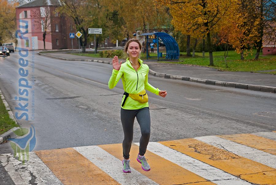 Фото спортсмена - Бег на Святоозёрский марафон 2016