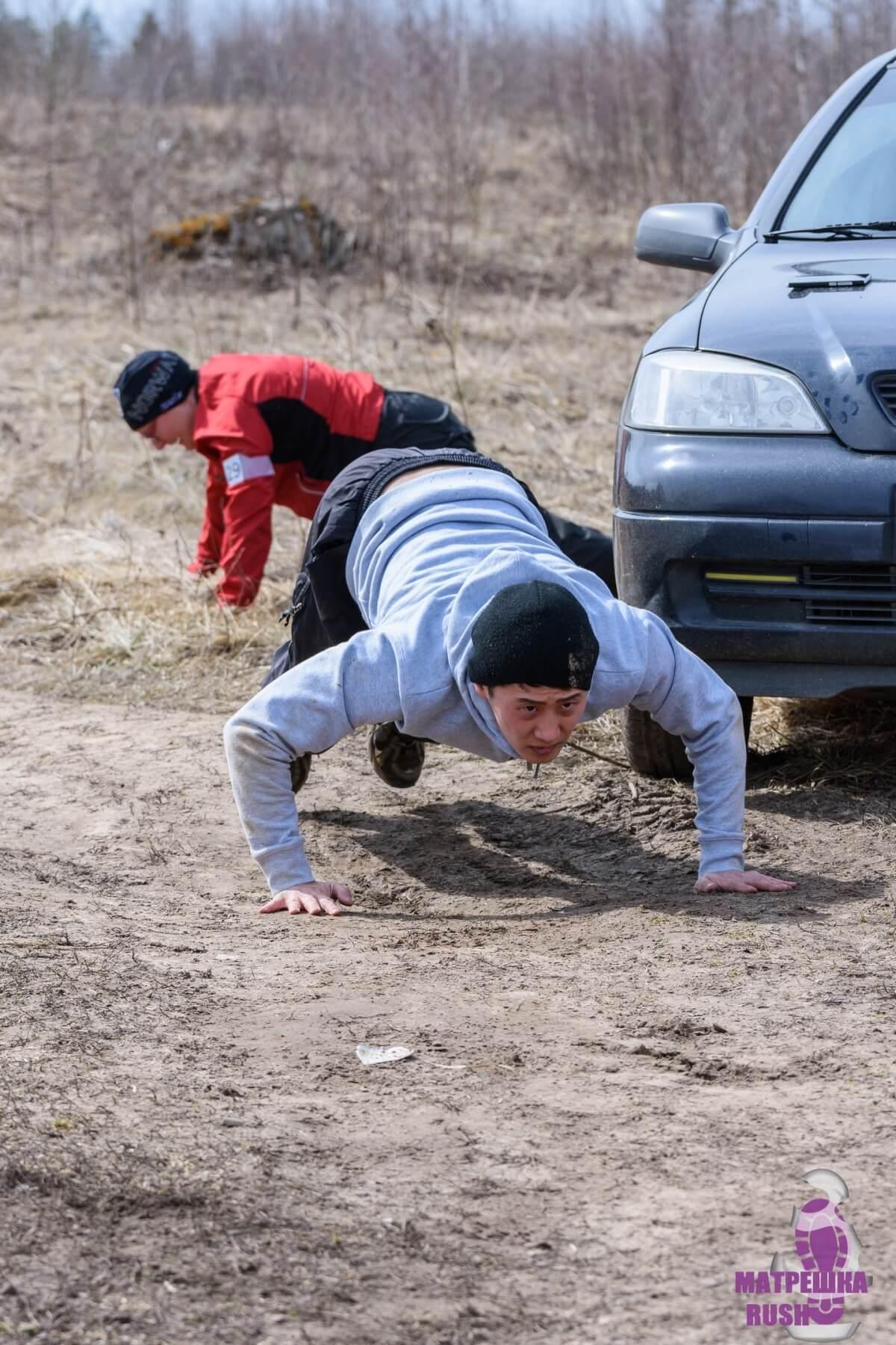 Фото участника - Мультигонка по пересечённой местности Рыбинского р-на — МатрёшкаRUSH 2017