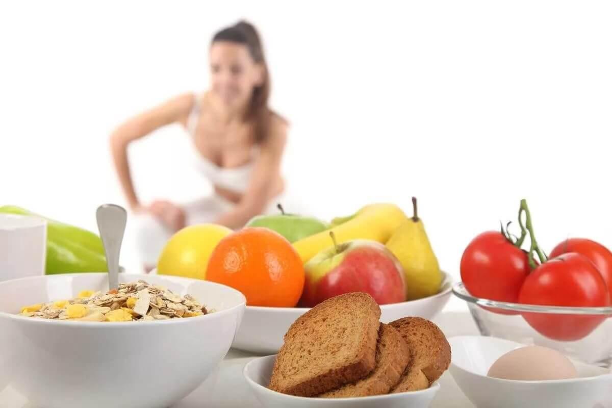 Фото еды - Как правильно питаться во время занятий спортом