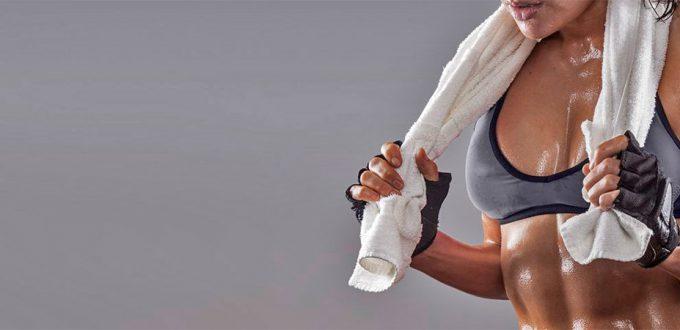 Фото девушки в топе - Совместные тренировки