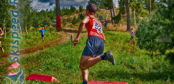 Фото спортсмена - Бег, кросс в Демино, Рыбинский р-н