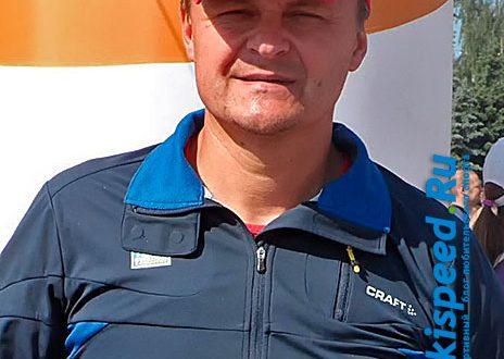 Фото - Чернышов Евгений спортсмен СК Ski 76 Team г. Рыбинск