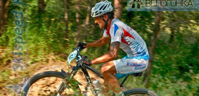 Фото спортсмена Евгений Хатамов - Шуйская велогонка кросс-кантри