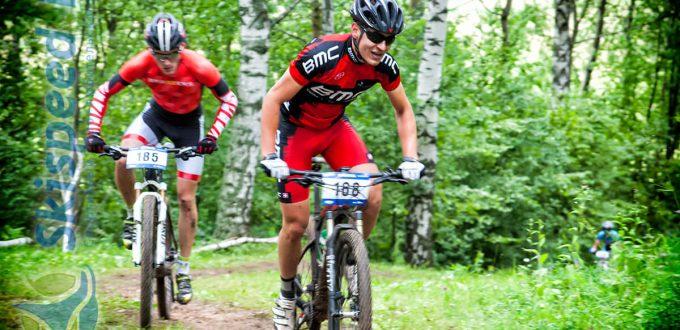 Фото велогонщика - Велогонка (кросс-кантри) в Подолино, Ярославль