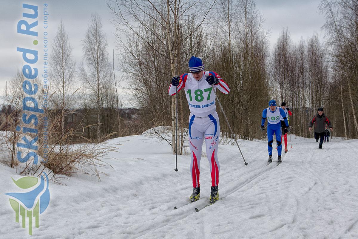 Фото лыжника Вячеслав Логинов, СК SKI 76 TEAM  Переславль-Залесский