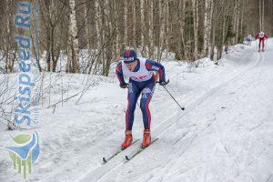 Фото лыжника - Владимир Ермаков, Переславль-Залесский