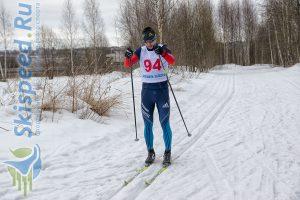 Фото лыжника - Бурмистров Алексей, Ростов Великий