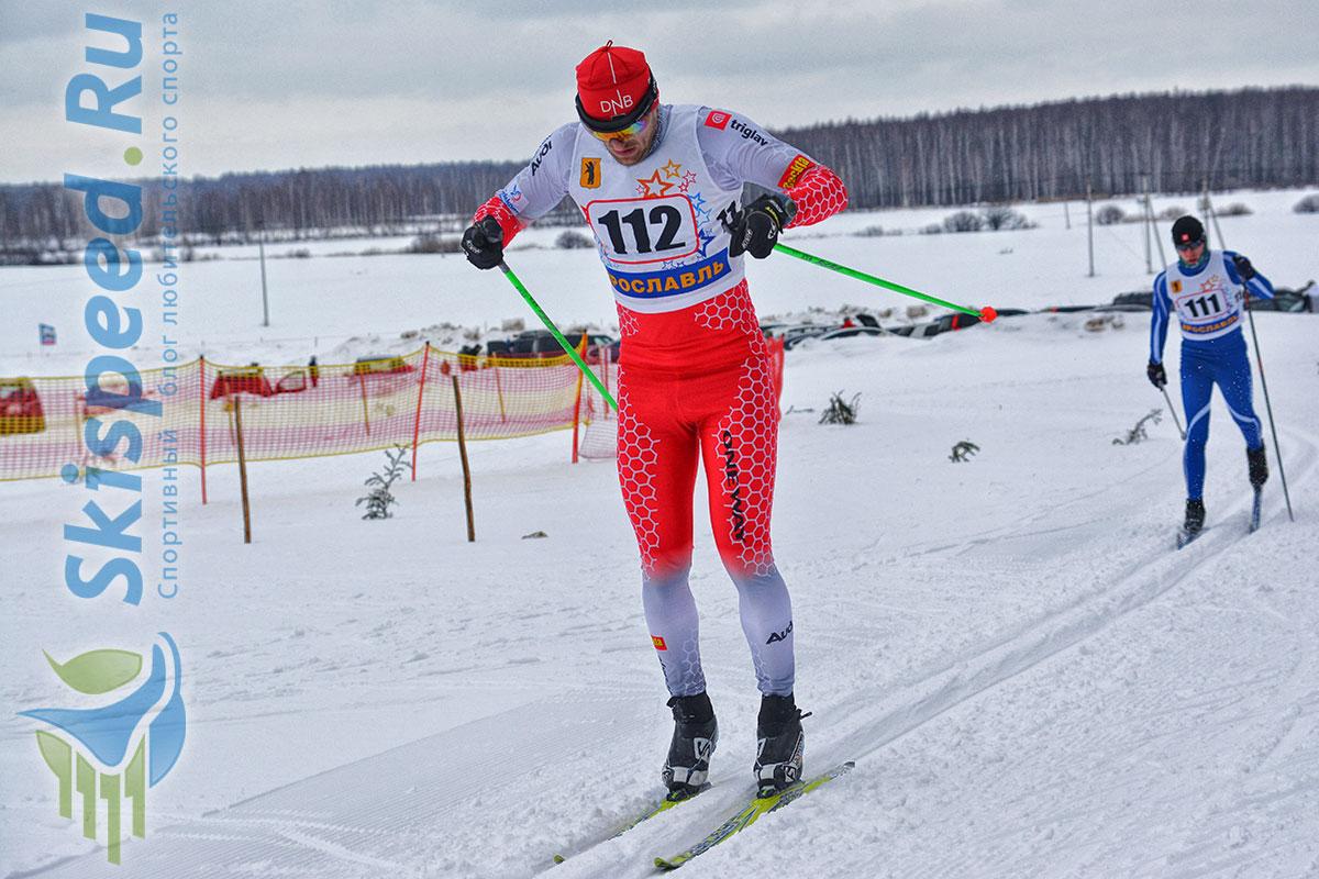 Фото лыжника - Евгений Цепков, СК SKI 76 TEAM  Переславль-Залесский