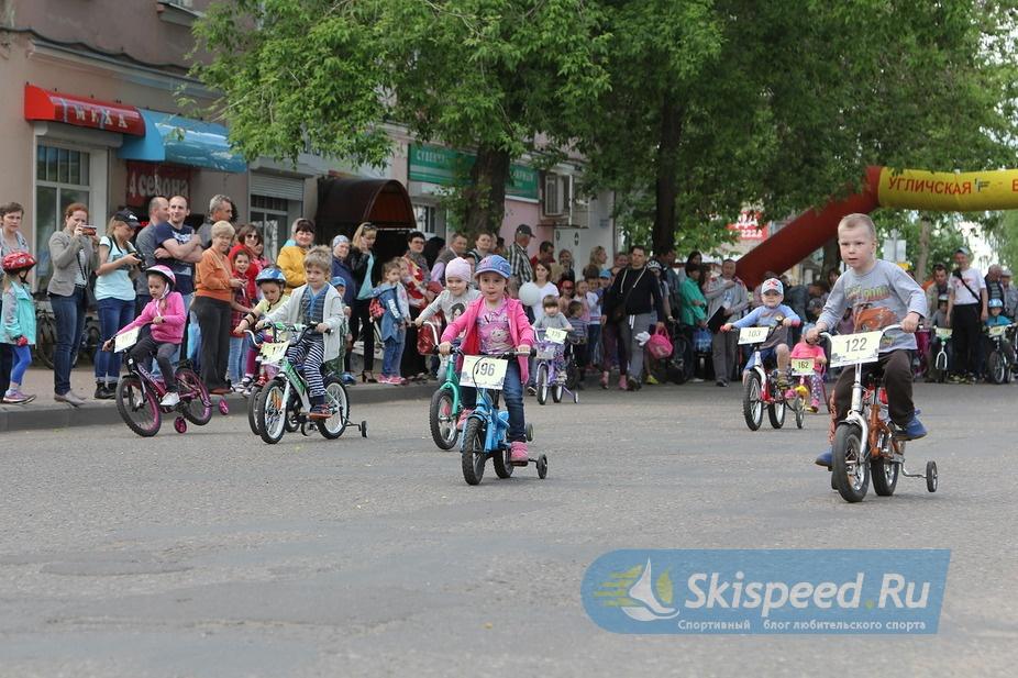 Фото - Велофестиваль Угличская верста 2017