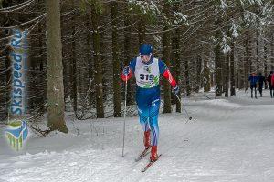 Фото - Максимов Николай спортсмен СК Ski 76 Team г. Ярославль