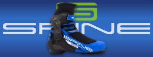 Фото - Баннер лыжного ботинки Spine Matrix Carbon Pro 273M