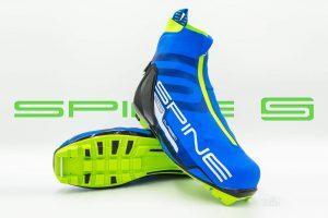 Фото спорт экипировки - Spine Classic Pro 292M. Лыжные ботинки для классического хода