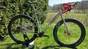 Фото продукции Кузьмина - Многофункциональный велосипед с коробкой передач Pinion C1.12. Kuzmin Ski Technology AB