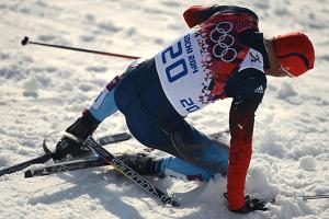 Фото лыжника - Допинговый скандал. Россию отстранили от Олимпийских игр в Пхенчхане 2018