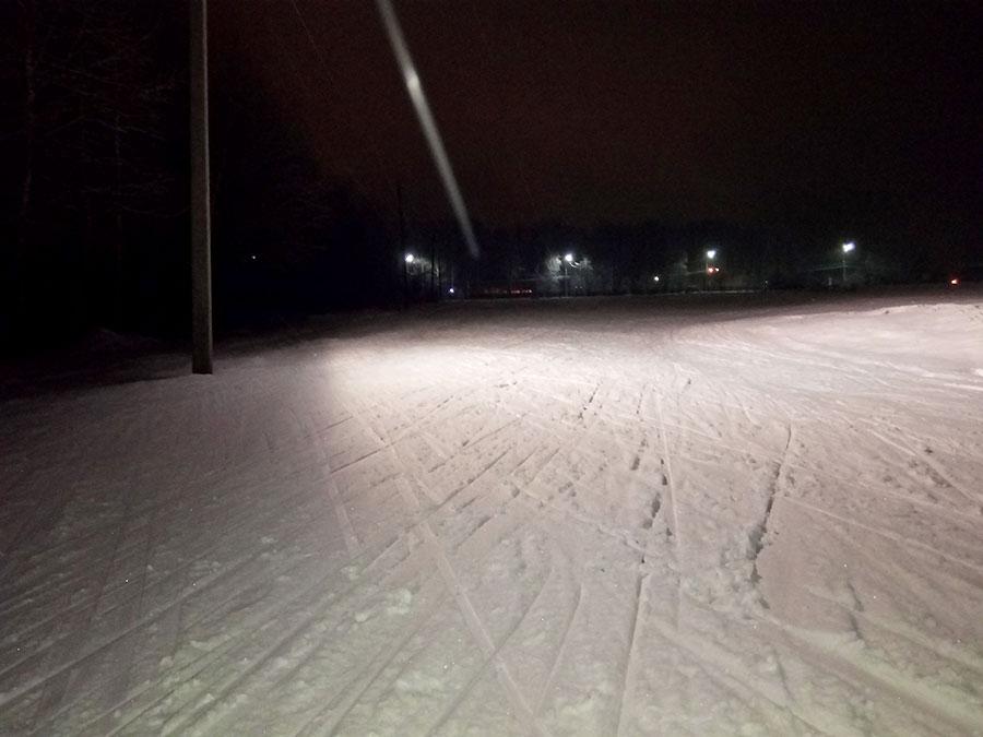 Фото - Норское. Лыжная трасса в Ярославле