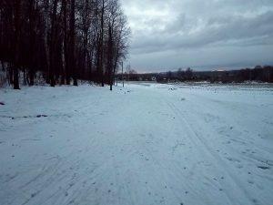 Фото - Подолино. Лыжная трасса в Ярославском районе