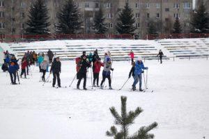 Фото - Рыбинская лыжня 2015, соревнования