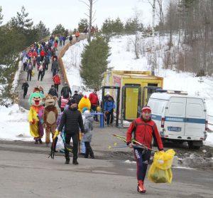 Фото Демино - На Дёминском марафоне 2018 обеспечат необходимую безопасность, Рыбинск
