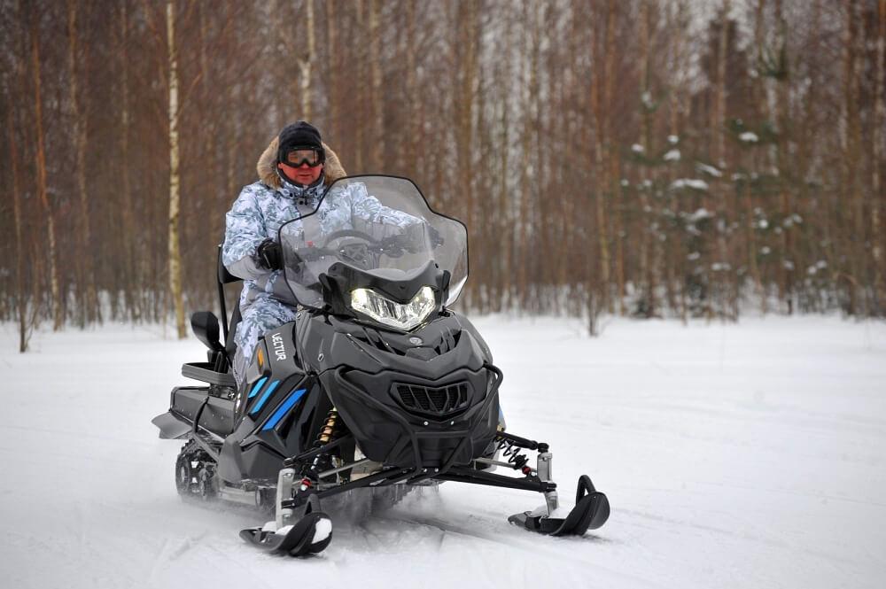 Фото - Губернатор Дмитрий Миронов оценил готовность Деминского лыжного марафона 2018, Рыбинск, Ярославская обл.