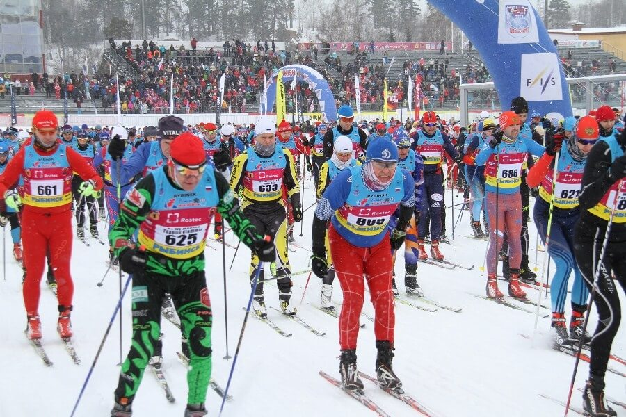 Фото - Итоги Деминского лыжного марафона 2018