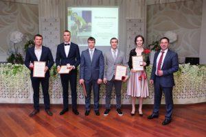 Фото - Спортсмены и тренера из Рыбинска отмечены региональными наградами