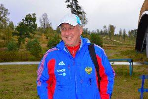 Фото - Заслуженный тренер РФ по лыжным гонкам Бородавко Ю. В.