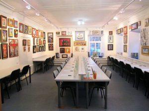 Фото выставки - Музей эмальерного искусства Эмалис