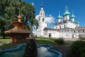 Фото достопримечательности Ярославля - Свято-Введенский женский монастырь