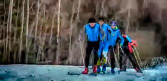 Фото спортсменов - Переславские лыжники