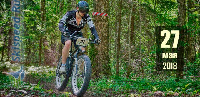Фото велогонщика - Велогонки. Кросс-кантри. Вакарево