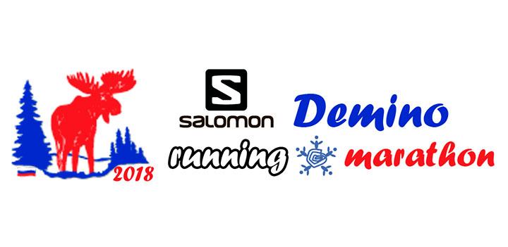 Фото лого соревнования - Демиский беговой полумарафон 2018