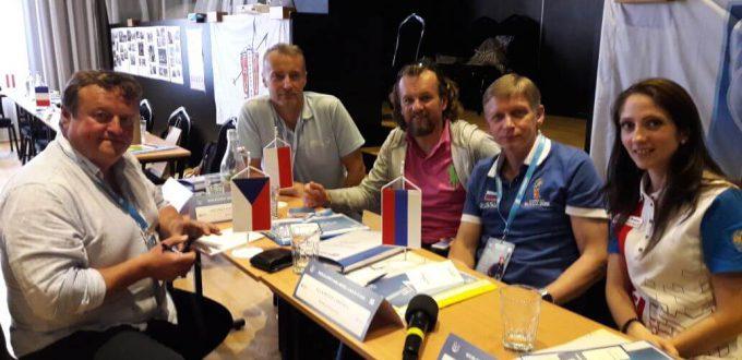 Фото - Собрание Worldloppet 2018 в Чехии. Деминский марафон