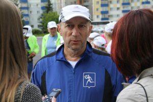Фото - Рыбинск посетили участники сверхмарафона. Дети против наркотиков - Я выбираю спорт!