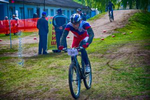 Фото велогонщика - Велогонка в Ярославле, Яковлевское