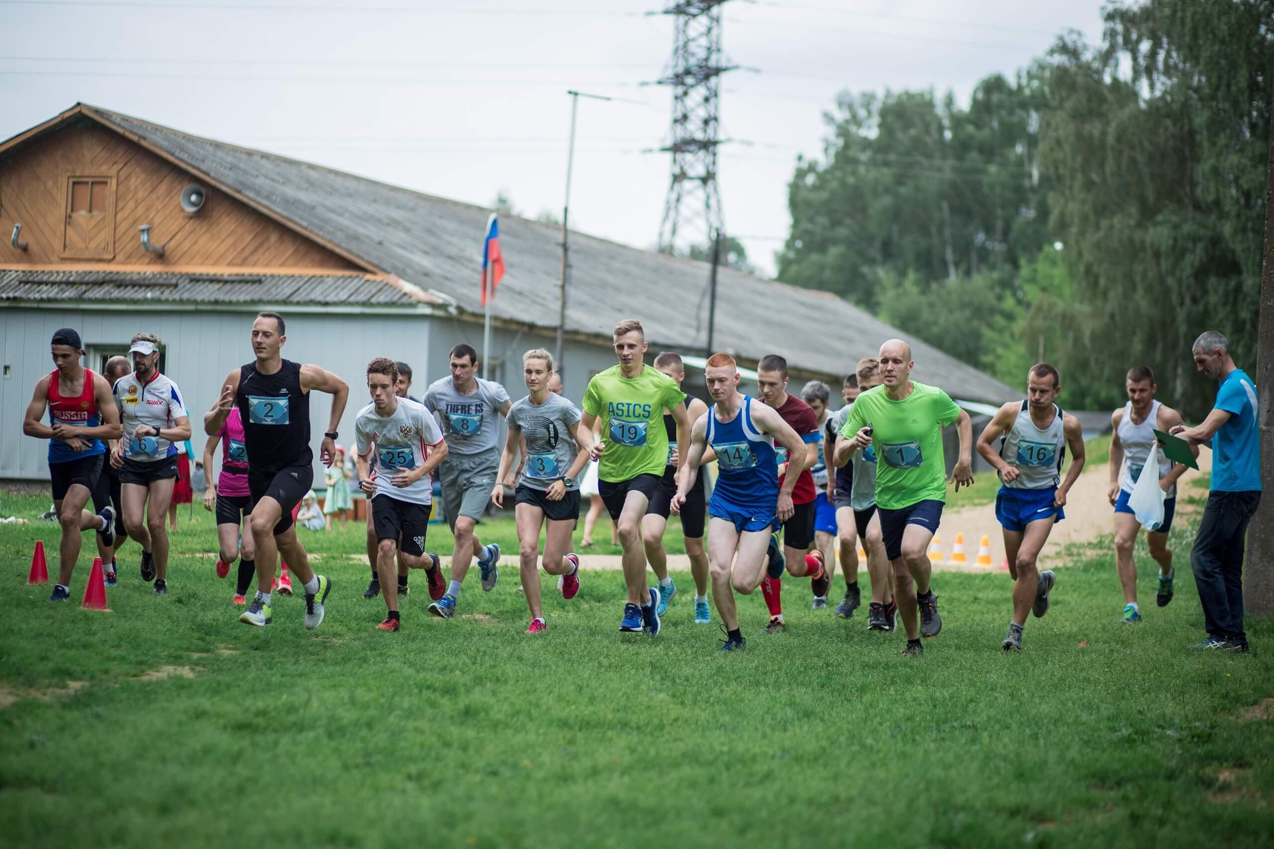 Фотографии с легкоатлетического Сгущёночного пробега 2018 в Ярославле