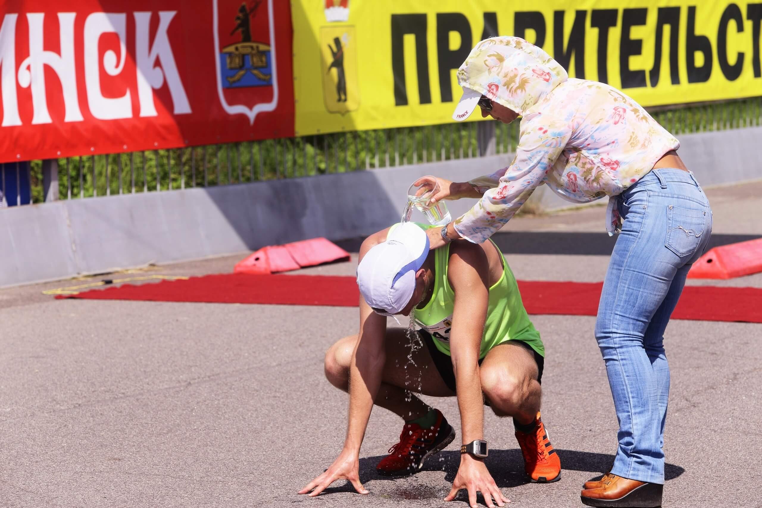 Фото спортсмена - Деминский кросс-кантри беговой полумарафон 2018
